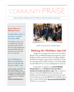 communityPRAISE Newsletter December 2018
